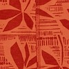Artemis Bamboo Printed Vest Orangeade