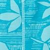 Artemis Bamboo Printed Vest Provincial Blue