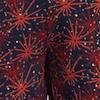 Caspia Sparkle Printed Jumpsuit Midnight