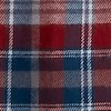 Valerie Brushed Check Shirt Rich Red