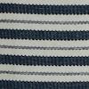 Arlo Striped Tunic Ensign Blue