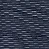Rydal Striped Jacquard Polo Shirt Navy