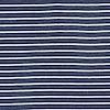 Nilly Striped Jersey Vest Dark Navy
