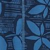 Kiana Bamboo Printed T-Shirt Navy