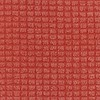 Beyonce 1/4 Zip Grid Fleece   Burnt Orange