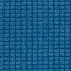 Beyonce 1/4 Zip Grid Fleece   Storm Blue