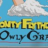 Monty Flython Organic Cotton RSPB Artist T-Shirt Frost Grey
