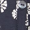 Ginny Organic Cotton Printed Jersey Shirt Navy