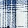 Noland Long Sleeve Vintage Check Shirt Navy