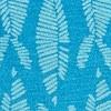 Janus Printed Bamboo Polo Pagoda Blue