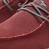 Hey Dude Wally Sox Red Deck Shoe Red