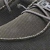 Hey Dude Wally Sox Grey Deck Shoe Taupe Grey