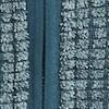 Rossten Full Zip Grid Fleece Petrol Blue