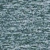 Dansley 1/4 Zip Marled Fleece Petrol Blue