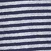 Kelsey Organic Cotton Stripe Tunic Navy
