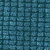 Newark 1/4 Zip Grid Fleece Petrol Blue