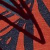 Siris Eco Graphic Long Sleeve T-Shirt Rust