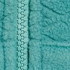 Pippy Recycled Polyester Micro Fleece Washed Teal