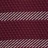Murdock Textured Stripe Polo Antique Cherry