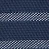 Murdock Textured Stripe Polo Navy