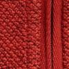 Clarke Full Zip Sierra Knit Rust