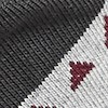 Wyatt Eco Stripe Socks Multi-Pack Shale