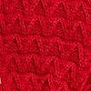 Corey Eco Textured Scarf Crimson