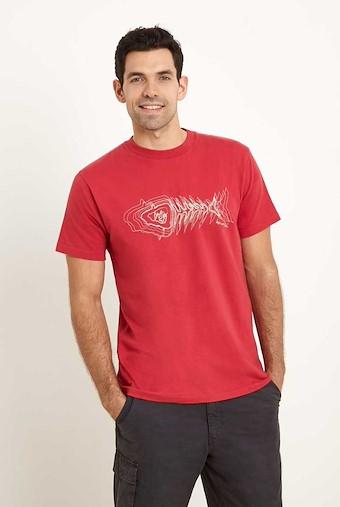 Scribble Branded T-Shirt Chilli Pepper
