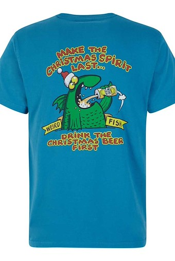 Spirit Artist T-Shirt Blue Jay