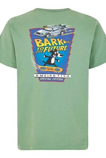 Bark Future Artist T-Shirt Ivy Green