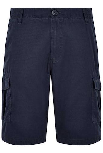 Kline Cotton Ripstop Shorts Black Iris