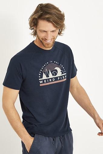 Ram Bamboo T-Shirt Dark Navy