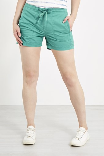 Willoughby Summer Shorts Viridis