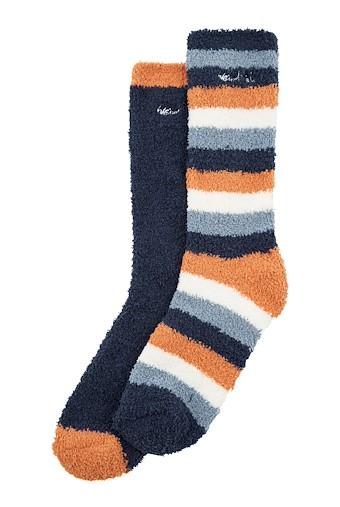 Park Fluffy Sock 2 Pack Mango