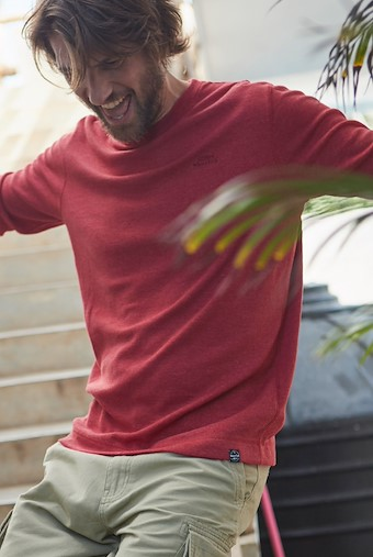 Madron Long Sleeve T-Shirt Chilli Pepper