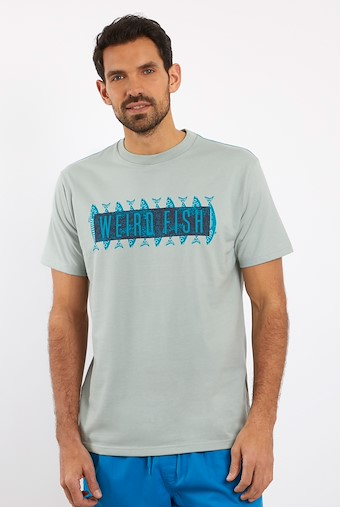 Mackie Graphic T-Shirt Pistachio