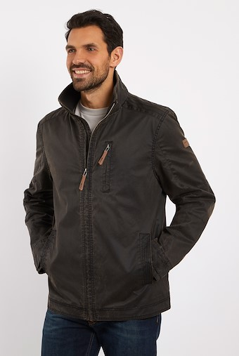 Scandale Jacket Bark
