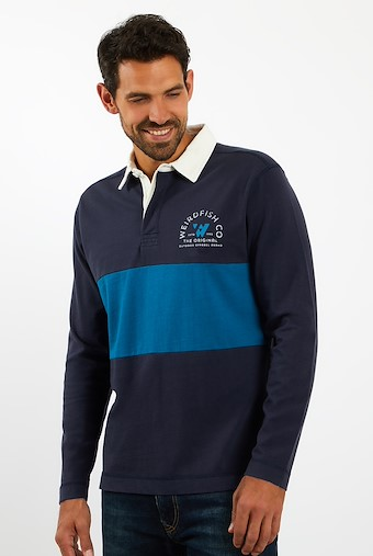 Loxhore Rugby Shirt Navy