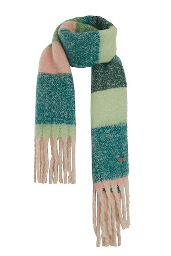 Katy Brushed Scarf Deep Teal