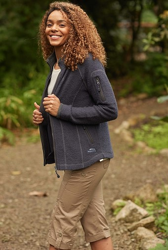 Vettia Full Zip Eco Macaroni Navy