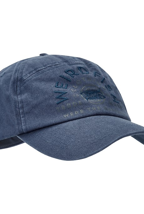 Brawn Branded Cap Dark Navy