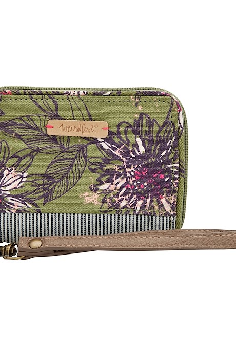 Esher Printed Purse Pear
