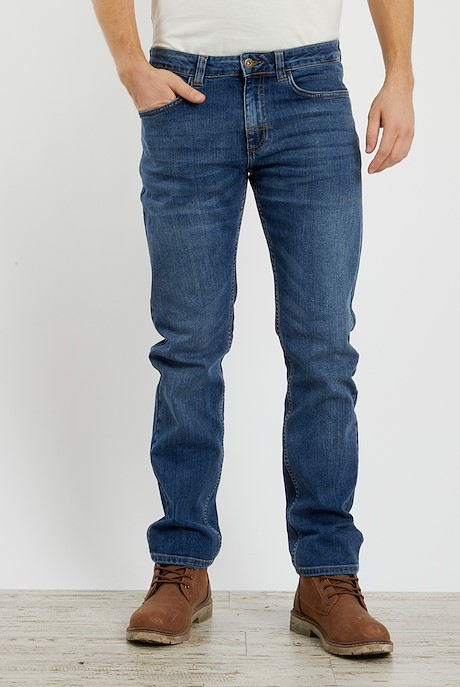 Robson Classic Stretch Denim Jean Denim