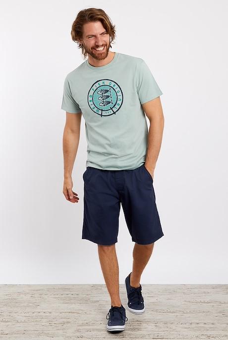 Origin Graphic T-Shirt Pistachio