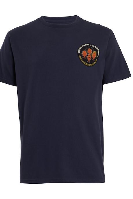 Bocrab Artist T-Shirt Navy