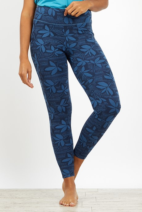 Tamra Bamboo Leggings Navy