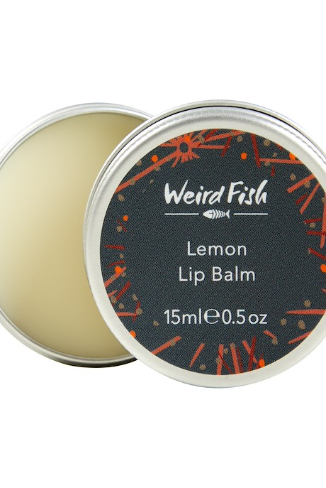 Inagh Lemon Lip Balm Midnight
