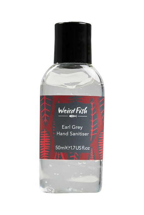 Kelly Earl Grey Hand Sanitiser Rich Red