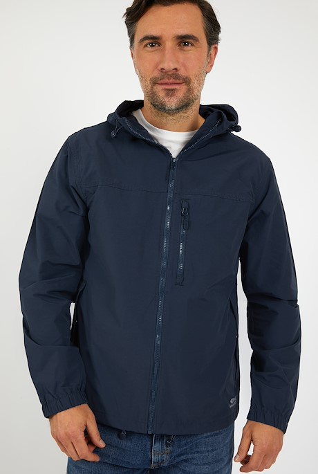 Pablo Showerproof Jacket Navy