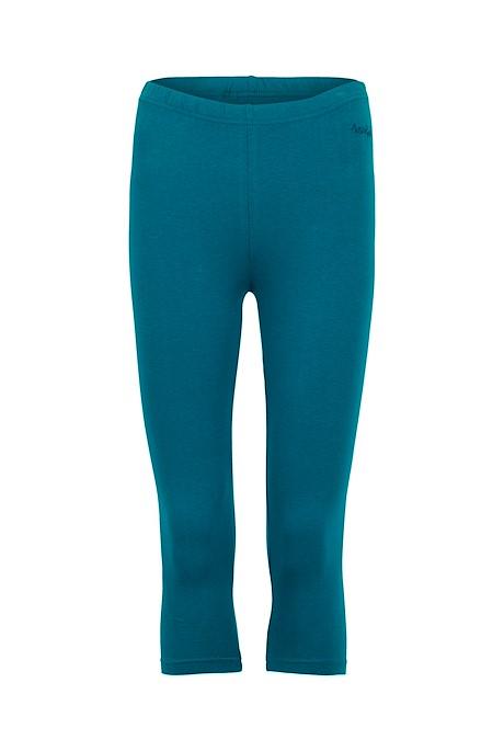 Blondie Cropped Leggings Blue Sapphire